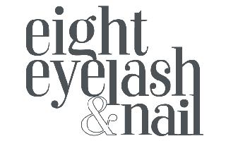 eight eyelash & nailロゴ