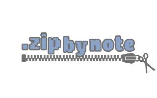 """藤沢の美容室"""" zip by note """"のロゴ"""